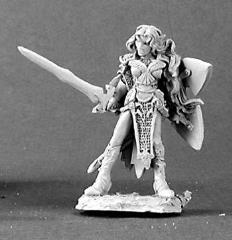 Aviriel Tellerion - Female Paladin