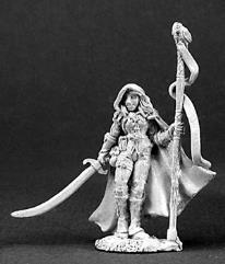 Maralise Moonscythe - Female Druid