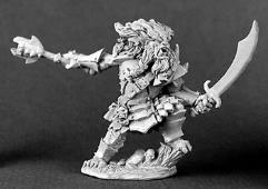 Gronk Spliteyte - Bugbear Hero