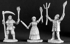 Townsfolk VIII - Angry Mob