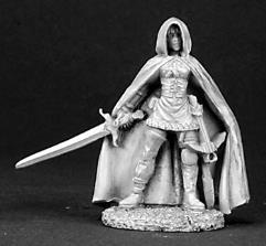 Ashlyn - Female Ranger