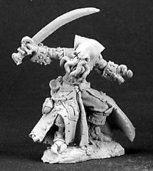 B'thuhl - Bathalian Pirate