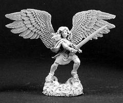 Ithuriel - Female Angel