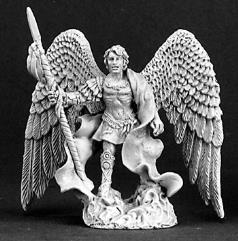 Achiah - Male Angel