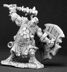 Kagunk - Ogre Boss