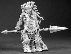 Vanja - Fire Giant Queen