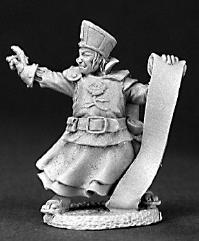 Gildwin Rosewick - Male Wizard