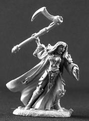 Elori Ebonscythe - Female Cleric