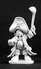 Bergo Ironbelly - Halfling Pirate