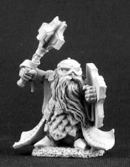 Barnabas Ironbrace - Cleric