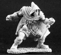 Rogan - 1/2 Orc Thief