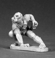 Eskin - Male Rogue