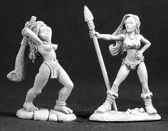 Cave Girls