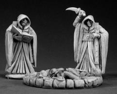 Townsfolk XI - Cultists & Victim