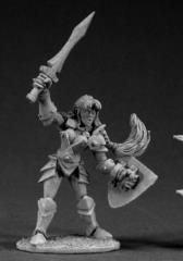 Bettina - Female Hero