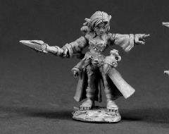 Cassie - Gnome Wizard