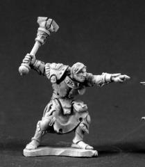 Unther Godshand - Heroic Cleric