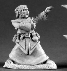 Briarberry - Halfling Wizard
