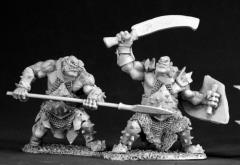 Black Orc Soldiers