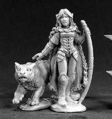 Aeris - Ranger & Panther