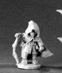 Dicarus Darksword - Halfling Assassin