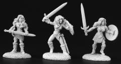 Female Barbarians