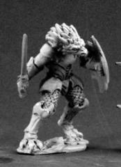 Golanth - Half Dragon Warrior