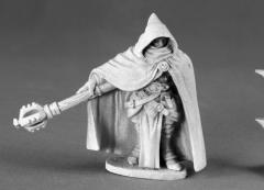 Hanseth Dimguard - Cleric