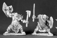 Black Orc Warriors (2010 Edition)