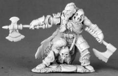 Castrus vile - Evil Mercenary