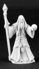Thaddeus Graytower - Wizard