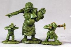 Dungeon Tribes Orc Matron and Brood