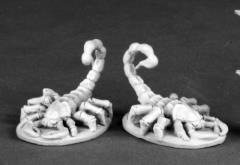 Dust Scorpions