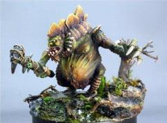 Kallaguk - King of the Trolls (Resin & Metal)