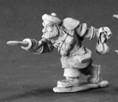 Brangus Bronzebeard - Dwarf Thief