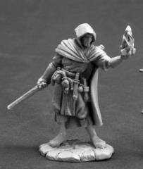 Ellus Mann - Male Wizard