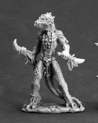 Lizardman Shaman (03607)