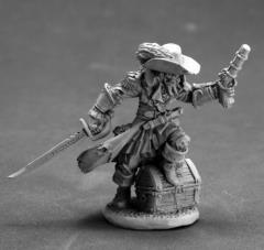Captain Razig - Undead Pirate (03615)