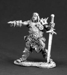 Cal Arath - Barbarian Prince