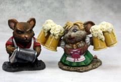 Mousling Bartender & Wench