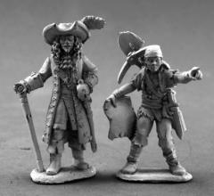 Pirate Lord & Cabin Boy