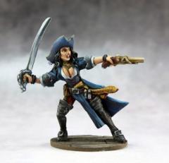 Elizabeth - Female Pirate Captain