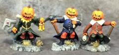 Pumpkin Minions