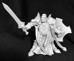 Jurden - Half-Orc Paladin