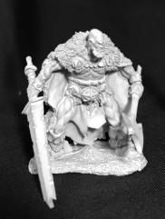 Thund Bloodwrack - Barbarian