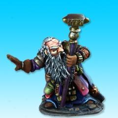 Barden Barrelstrap - Dwarf Cleric