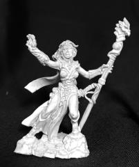 Andriessa - Female Wizard