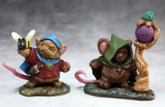 Mouslings - Druid & Beekeeper