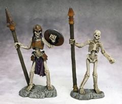 Skeleton Spearmen