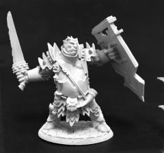 Half Ogre Fighter